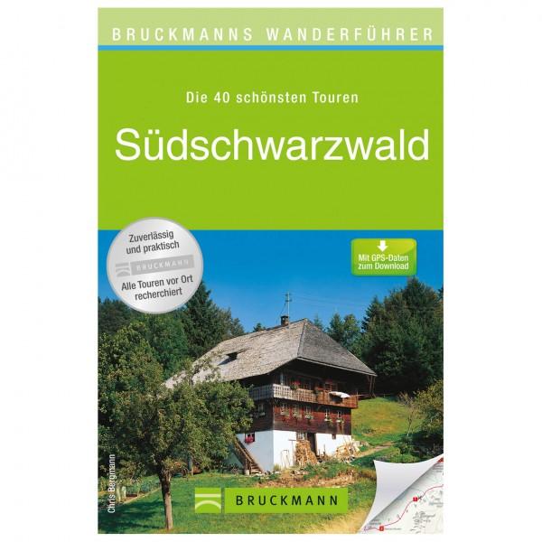 Bruckmann - Wanderführer Südschwarzwald - Turguider