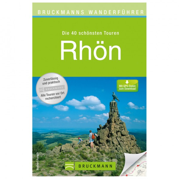 Bruckmann - Wanderführer Rhön