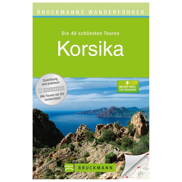 Bruckmann - Wanderführer Korsika
