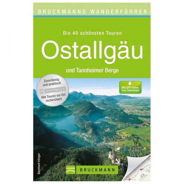 Bruckmann - Wanderführer Ostallgäu und Tannheimer Berge