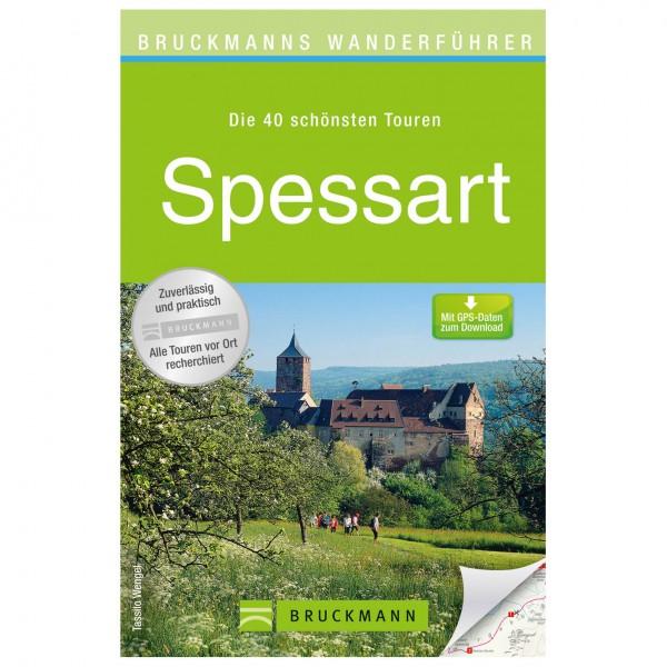 Bruckmann - Wanderführer Spessart - Vandringsguider