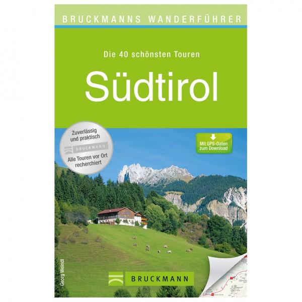 Bruckmann - Wanderführer Südtirol - Wanderführer