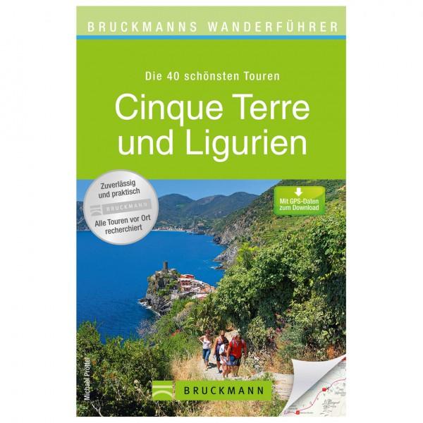 Bruckmann - Wanderführer Cinque Terre und Ligurien - Vaellusoppaat
