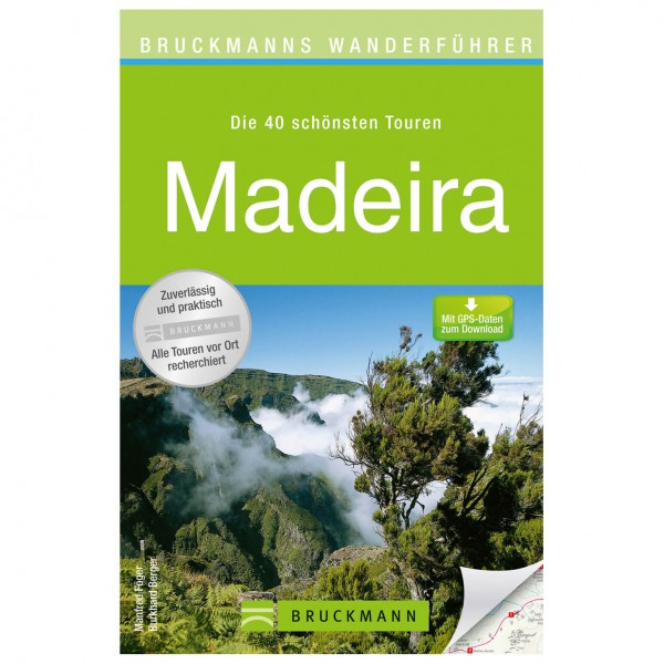 Bruckmann - Wanderführer Madeira - Walking guide book