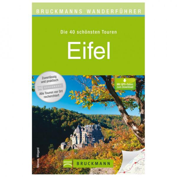 Bruckmann - Wanderführer Eifel - Wandelgidsen