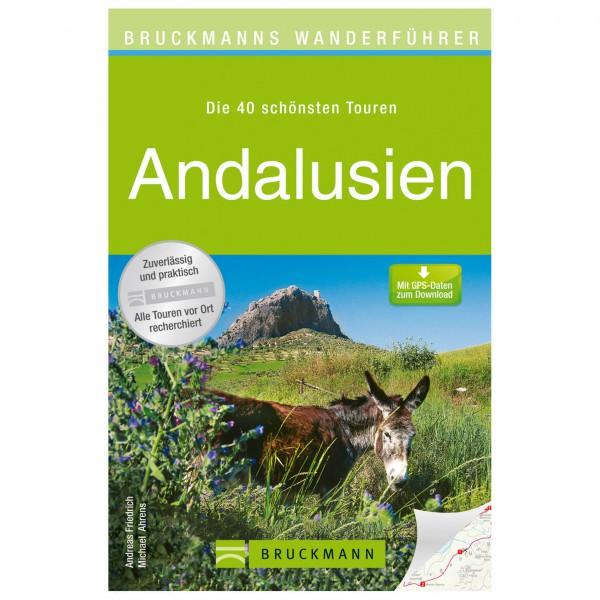 Bruckmann - Wanderführer Andalusien - Turguider