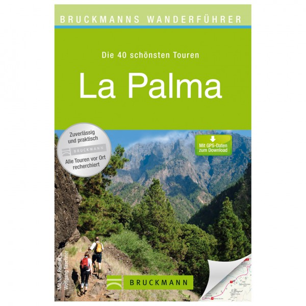 Bruckmann - Wanderführer La Palma - Walking guide book