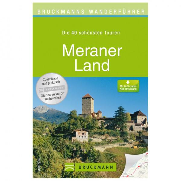 Bruckmann - Wanderführer Meraner Land - Vandreguides