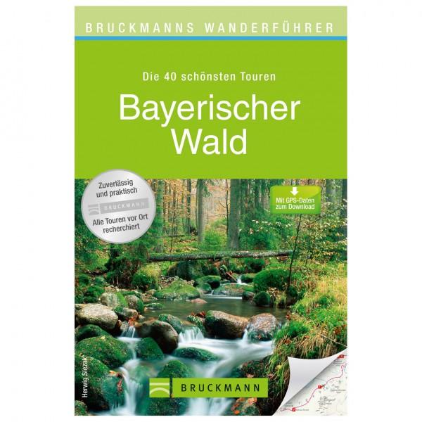 Bruckmann - Wanderführer Bayerischer Wald - Vandreguides