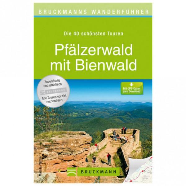 Bruckmann - Wanderführer Pfälzerwald mit Bienwald