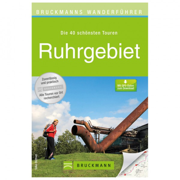 Bruckmann - Wanderführer Ruhrgebiet