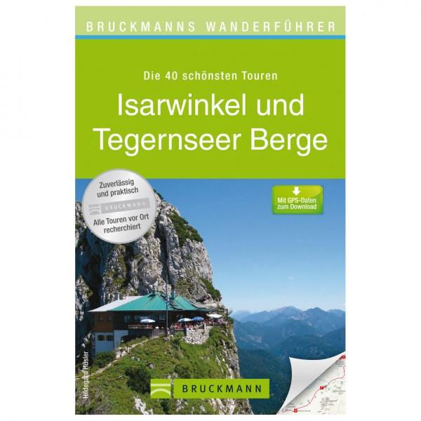 Bruckmann - Wanderführer Isarwinkel und Tegernseer Berge - Vandringsguider