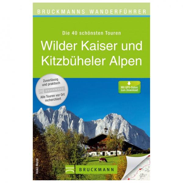 Bruckmann - Wanderführer Wilder Kaiser und Kitzbüheler Alpen - Vandringsguider