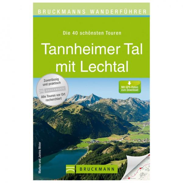 Bruckmann - Wanderführer Tannheimer Tal mit Lechtal - Vandringsguider
