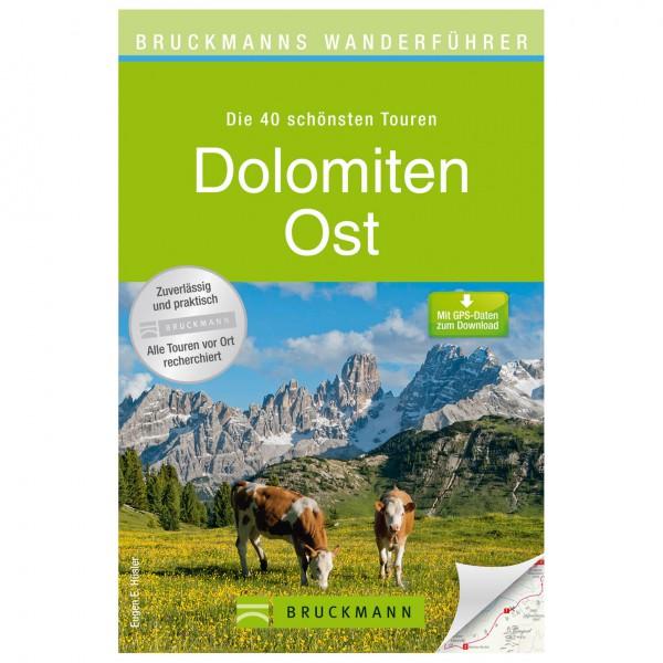 Bruckmann - Wanderführer Dolomiten Ost - Vandreguides