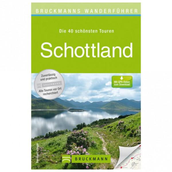 Bruckmann - Wanderführer Schottland - Walking guide book