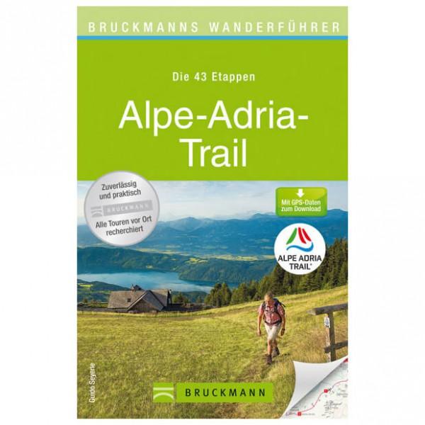 Bruckmann - Wanderführer Alpe-Adria-Trail - Wandelgidsen