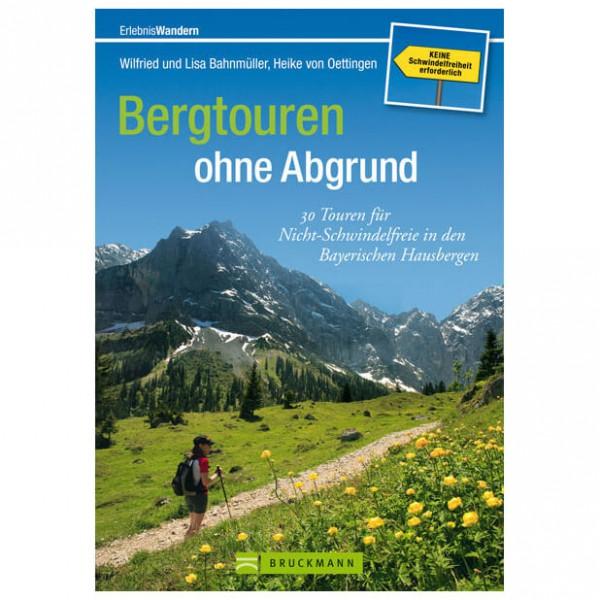 Bruckmann - Bergtouren ohne Abgrund - Guías de senderismo