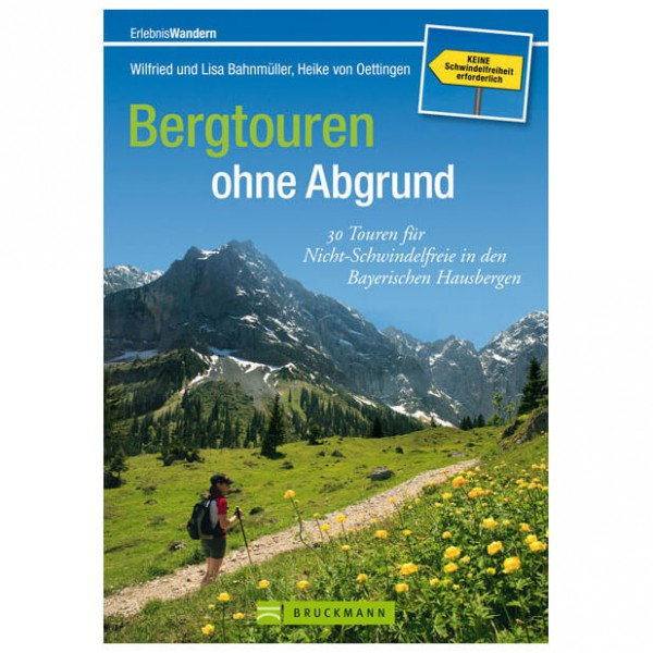 Bruckmann - Bergtouren ohne Abgrund - Vandringsguider