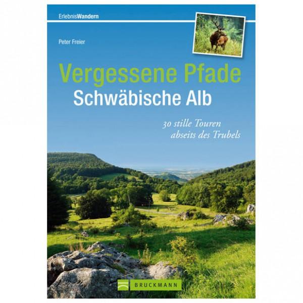 Bruckmann - Vergessene Pfade Schwäbische Alb - Walking guide book
