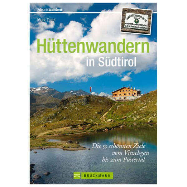 Bruckmann - Hüttenwandern in Südtirol - Wandelgids