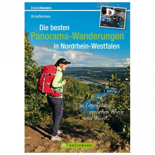 Bruckmann - Die besten Panorama-Wanderungen in NRW - Vandreguides