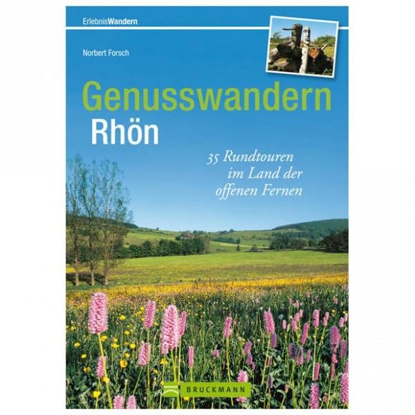 Bruckmann - Genusswandern Rhön - Wandelgids