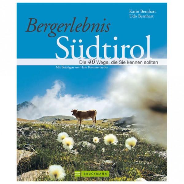 Bruckmann - Bergerlebnis Südtirol - Vandringsguider