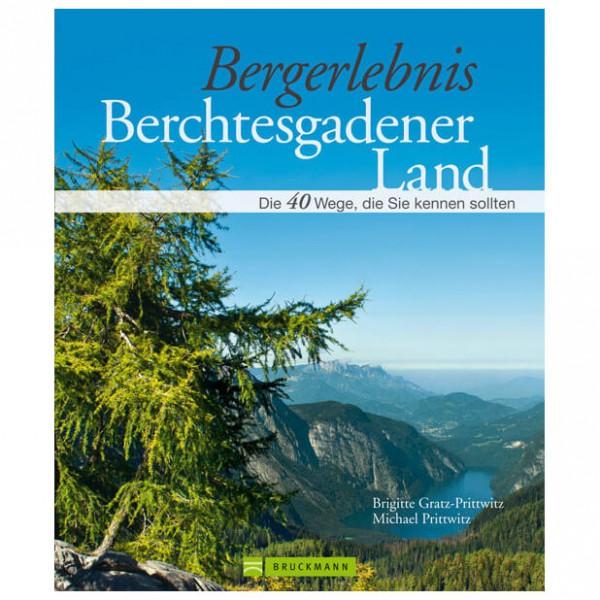 Bruckmann - Bergerlebnis Berchtesgadener Land - Wandelgidsen