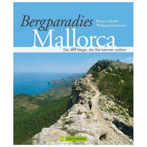 Bruckmann - Bergparadies Mallorca - Wanderführer