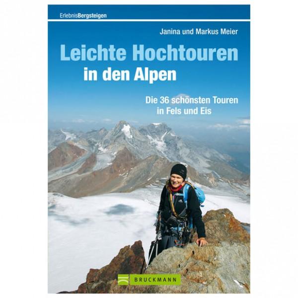 Bruckmann - Leichte Hochtouren in den Alpen