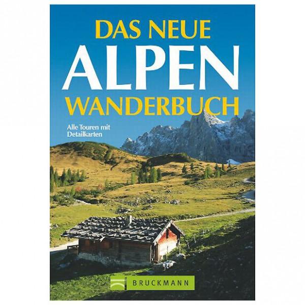 Bruckmann - Das neue Alpenwanderbuch - Wandelgids