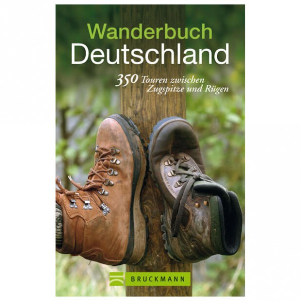 Bruckmann - Wanderbuch Deutschland - Walking guide book