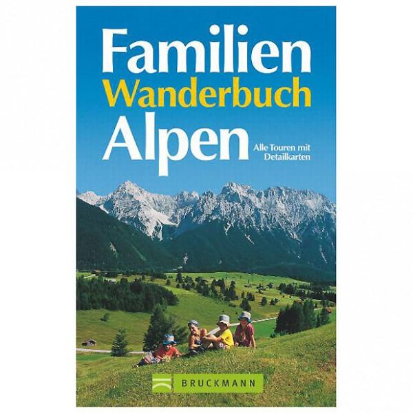 Bruckmann - Familienwanderbuch Alpen - Walking guide book