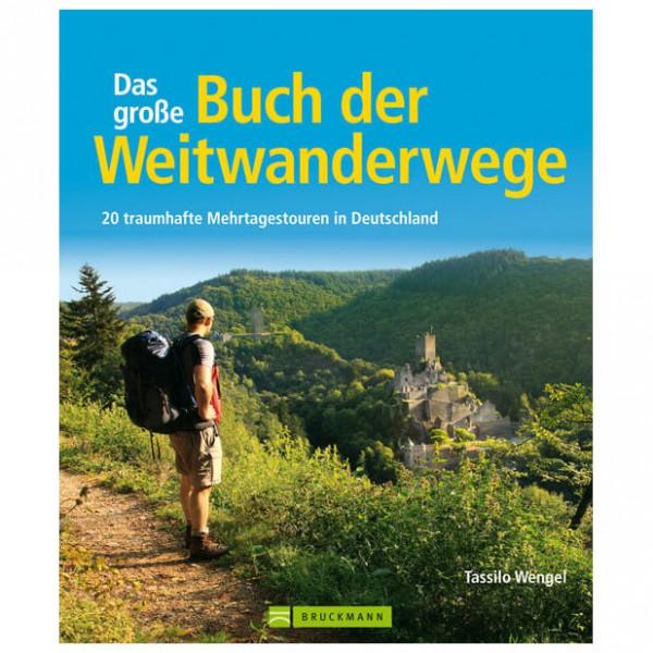 Bruckmann - Das große Buch der Weitwanderwege - Vandringsguider