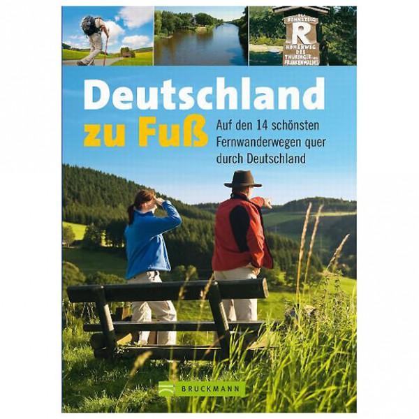 Bruckmann - Deutschland zu Fuß