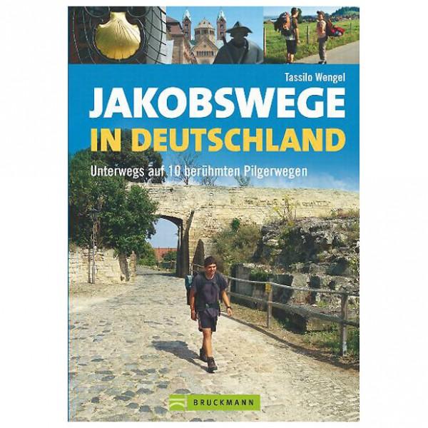 Bruckmann - Jakobswege in Deutschland