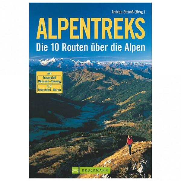 Bruckmann - Alpentreks - Vaellusoppaat