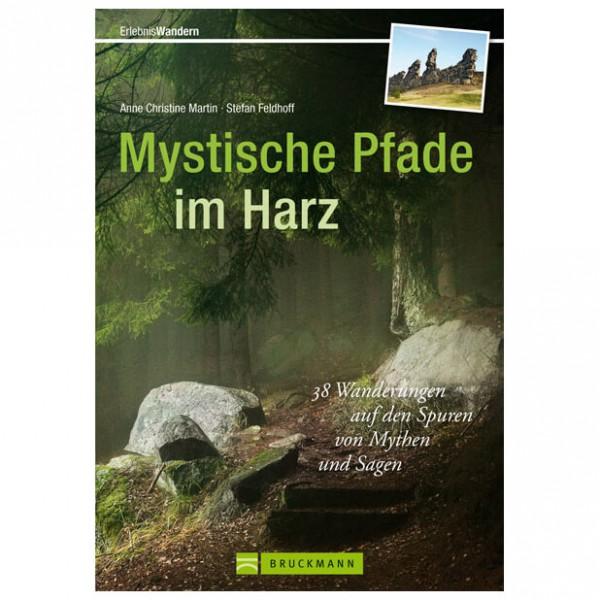 Bruckmann - Mystische Pfade im Harz - Vandringsguider
