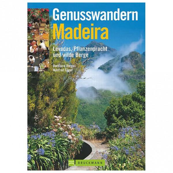 Bruckmann - Genusswandern Madeira - Vandringsguider