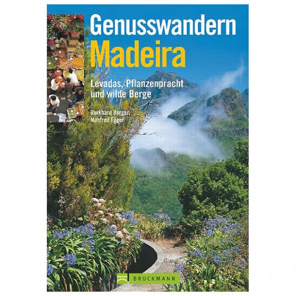 Bruckmann - Genusswandern Madeira - Walking guide book