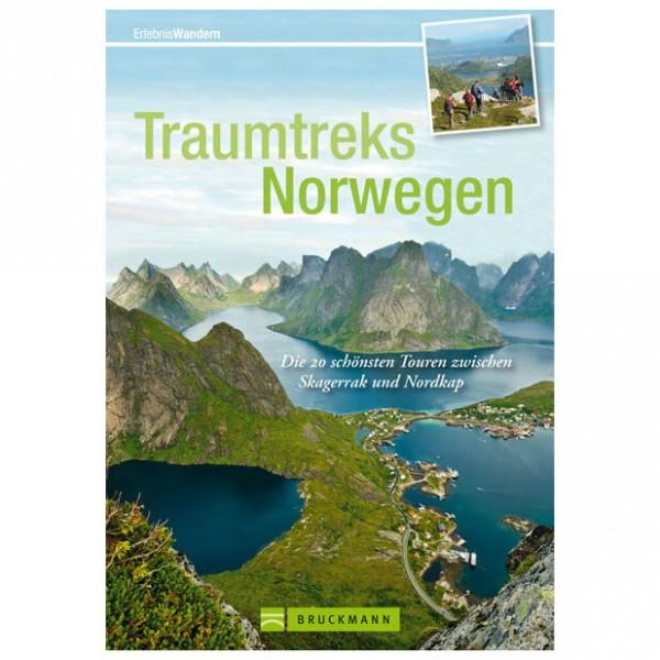 Bruckmann - Traumtreks Norwegen - Wandelgids