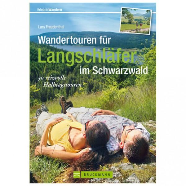 Bruckmann - Wandertouren für Langschläfer im Schwarzwald - Vandreguides