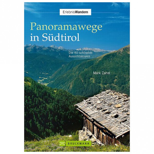 Bruckmann - Panoramawege in Südtirol - Wandelgidsen