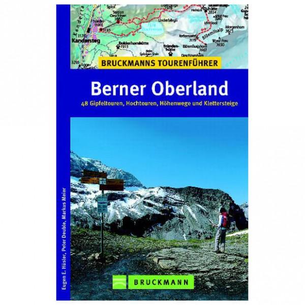 Bruckmann - Tourenführer Berner Oberland - Vaellusoppaat