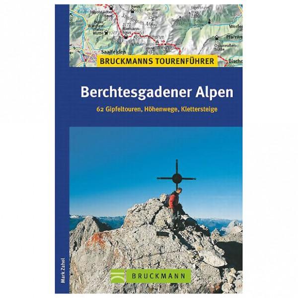 Bruckmann - Berchtesgadener Alpen - Walking guide book
