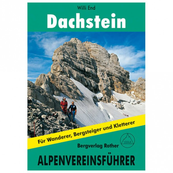 Bergverlag Rother - Dachstein - Walking guide books