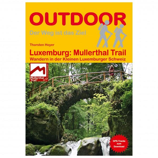 Conrad Stein Verlag - Luxemburg: Mullerthal Trail - Walking guide book