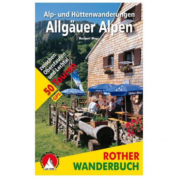Bergverlag Rother - Allgäuer Alpen - Vandringsguider