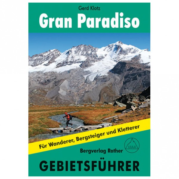 Bergverlag Rother - Gran Paradiso - Vaellusoppaat